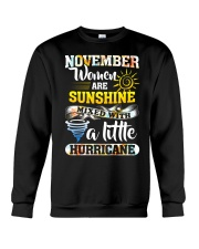 November Woman Crewneck Sweatshirt thumbnail