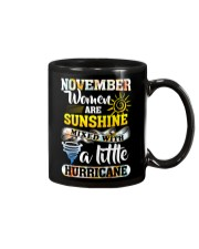 November Woman Mug thumbnail