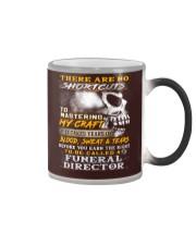 Funeral Director Color Changing Mug thumbnail