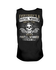 Postal Worker Unisex Tank thumbnail