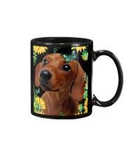 Dachshund Flower Phone Case Mug thumbnail