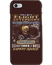 Flight Attendant Phone Case thumbnail