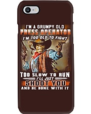 Press Operator Phone Case thumbnail