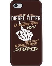 Diesel Fitter Phone Case thumbnail