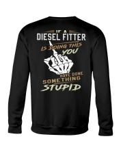 Diesel Fitter Crewneck Sweatshirt thumbnail