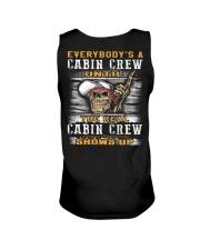 Cabin Crew Unisex Tank thumbnail