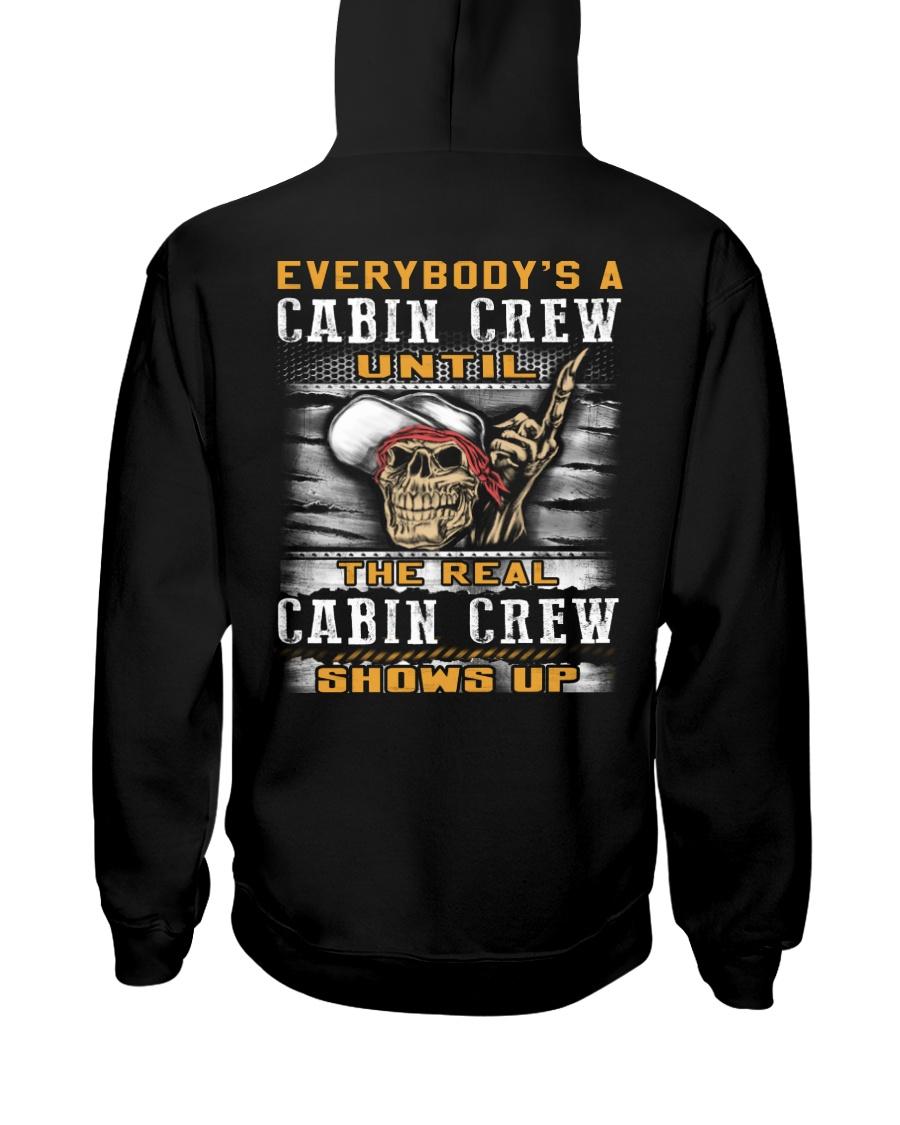 Cabin Crew Hooded Sweatshirt