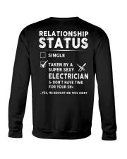 Electrician Crewneck Sweatshirt tile