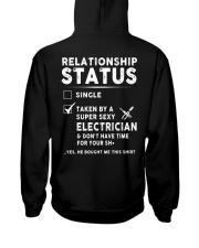 Electrician Hooded Sweatshirt tile