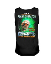 Plant Operator Unisex Tank thumbnail
