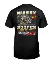 Roofer Classic T-Shirt tile