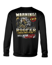 Roofer Crewneck Sweatshirt thumbnail