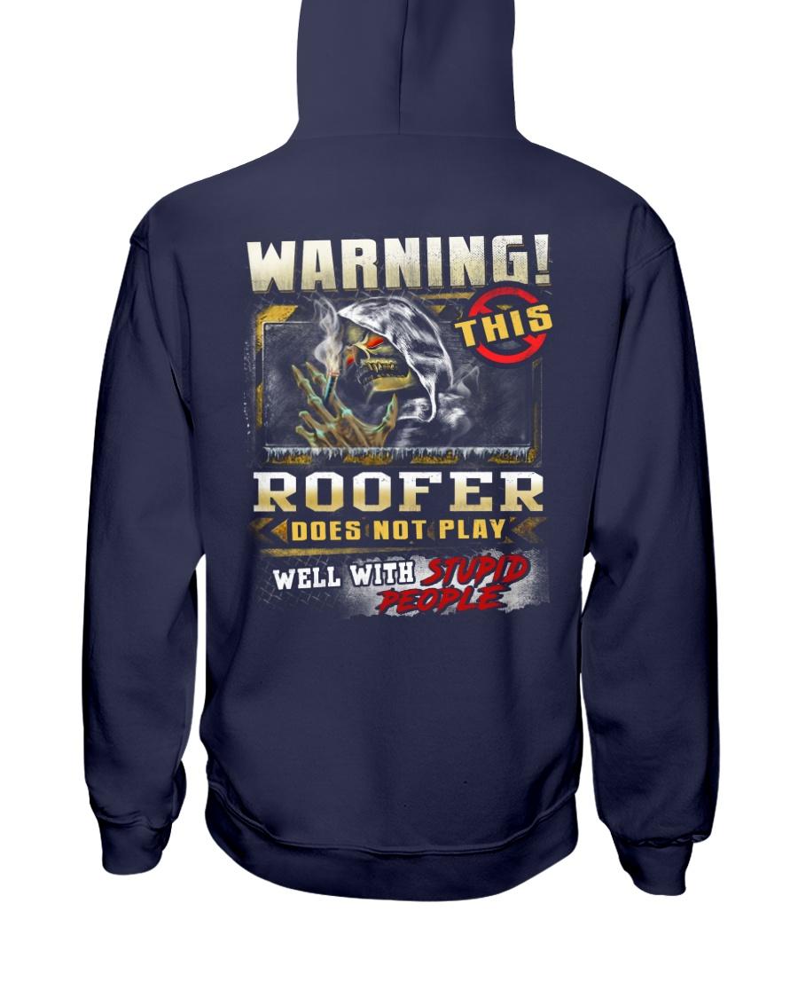 Roofer Hooded Sweatshirt