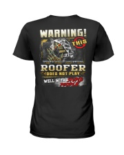 Roofer Ladies T-Shirt thumbnail