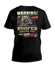 Roofer V-Neck T-Shirt thumbnail