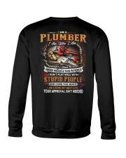 Plumber Crewneck Sweatshirt tile