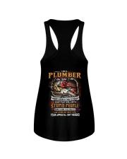Plumber Ladies Flowy Tank tile