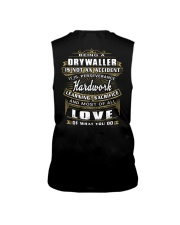 Drywaller Exclusive Shirt Sleeveless Tee thumbnail