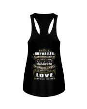 Drywaller Exclusive Shirt Ladies Flowy Tank thumbnail