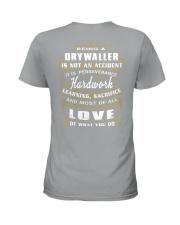 Drywaller Exclusive Shirt Ladies T-Shirt thumbnail