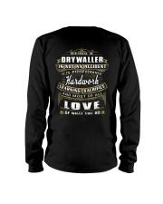 Drywaller Exclusive Shirt Long Sleeve Tee thumbnail