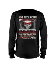 NDT Technicican Long Sleeve Tee thumbnail