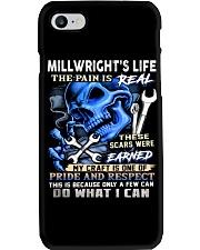 Millwright Life Phone Case tile