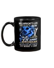 Millwright Life Mug tile