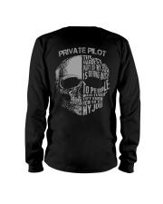 Private Pilot Exclusive Shirt Long Sleeve Tee thumbnail
