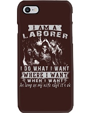 Laborer Exclusive Shirts Phone Case thumbnail
