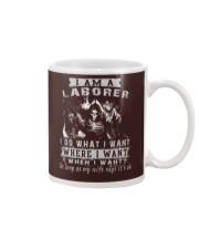 Laborer Exclusive Shirts Mug thumbnail