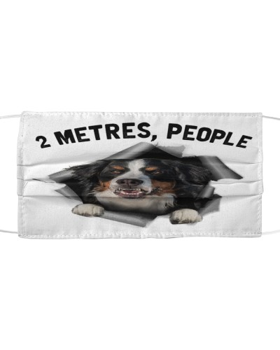Bernese Mountain 2 Metres People Limited Edition