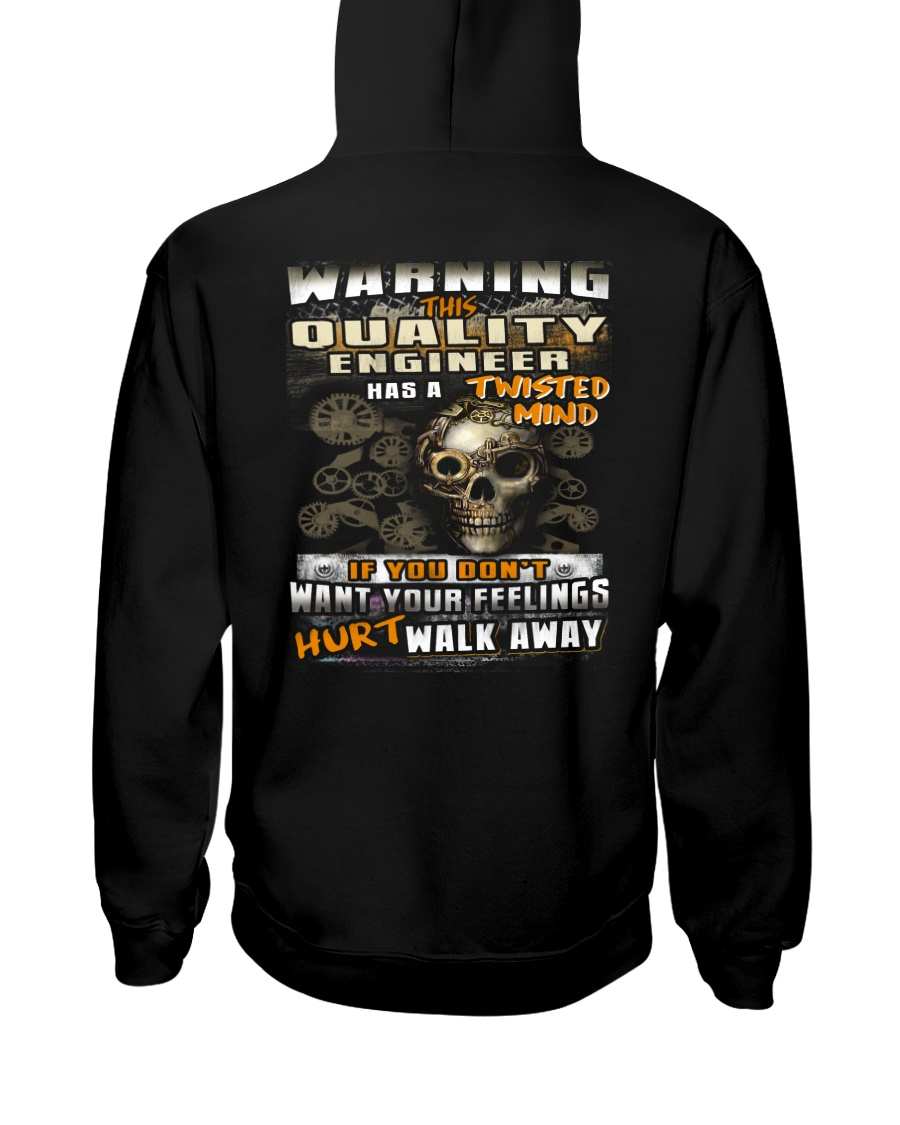 Quality Engineer Hooded Sweatshirt