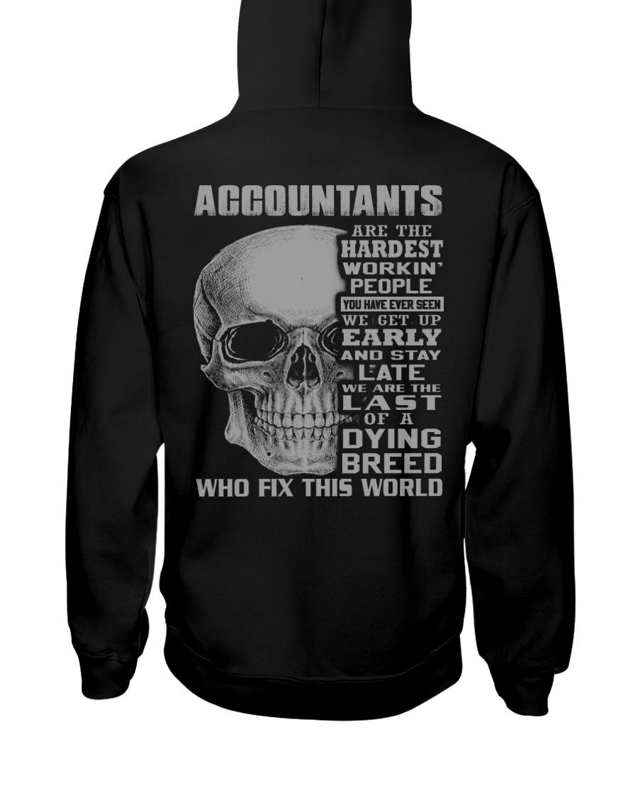 Accountant Hooded Sweatshirt