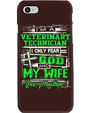Veterinary Technician Phone Case thumbnail