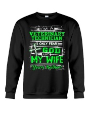 Veterinary Technician Crewneck Sweatshirt thumbnail