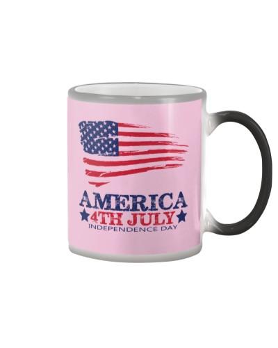 AMERICA - 4TH OF JULY