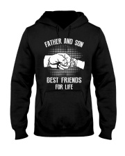 Father and Son  Best Friends Hooded Sweatshirt thumbnail