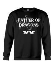 Father of Dragons Crewneck Sweatshirt thumbnail