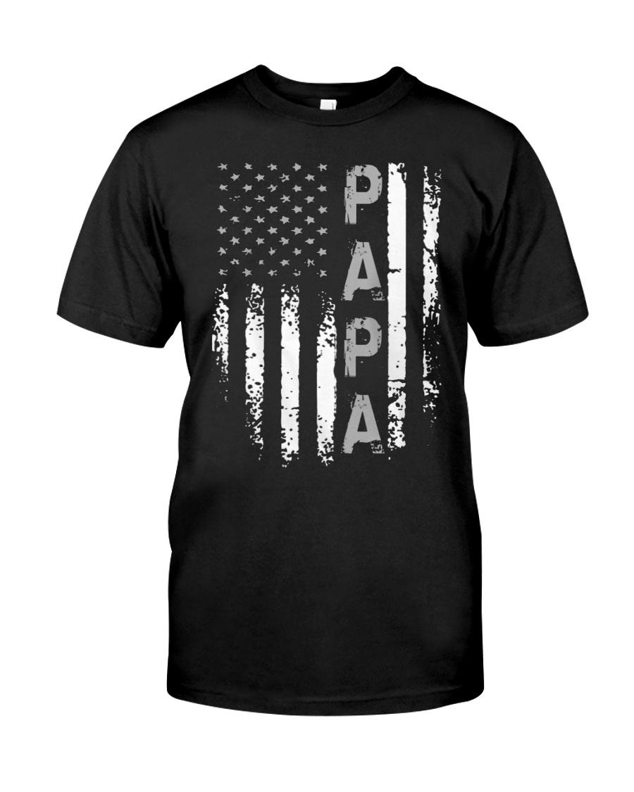 AMERICAN PAPA Classic T-Shirt