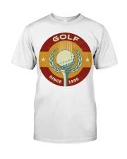 60 Golf Mens Premium T S Classic T-Shirt thumbnail