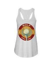 60 Golf Mens Premium T S Ladies Flowy Tank thumbnail