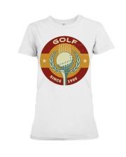 60 Golf Mens Premium T S Premium Fit Ladies Tee thumbnail