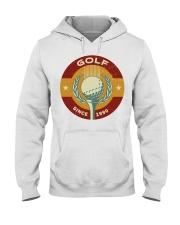 60 Golf Mens Premium T S Hooded Sweatshirt thumbnail