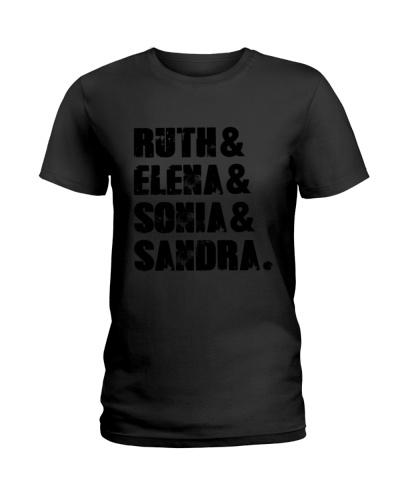 RBG Women Supreme Court Ruth Elena Sonia Sandra