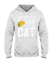 297Taco Cat Shirt Cinco De Mayo Cat Mom Gift Hooded Sweatshirt thumbnail