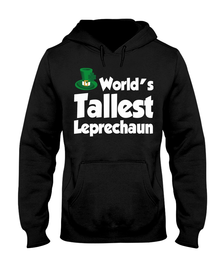 0d04241e1 World's Talent Leprechaun St Patrick Day Hooded Sweatshirt