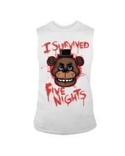 85 I Survived Five Nights Kids T S Sleeveless Tee thumbnail