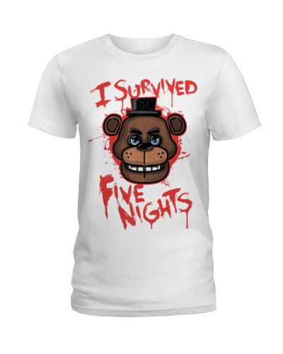 85 I Survived Five Nights Kids T S