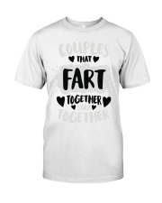 97 Couples That Fart Together Stay Together Mens H Classic T-Shirt thumbnail